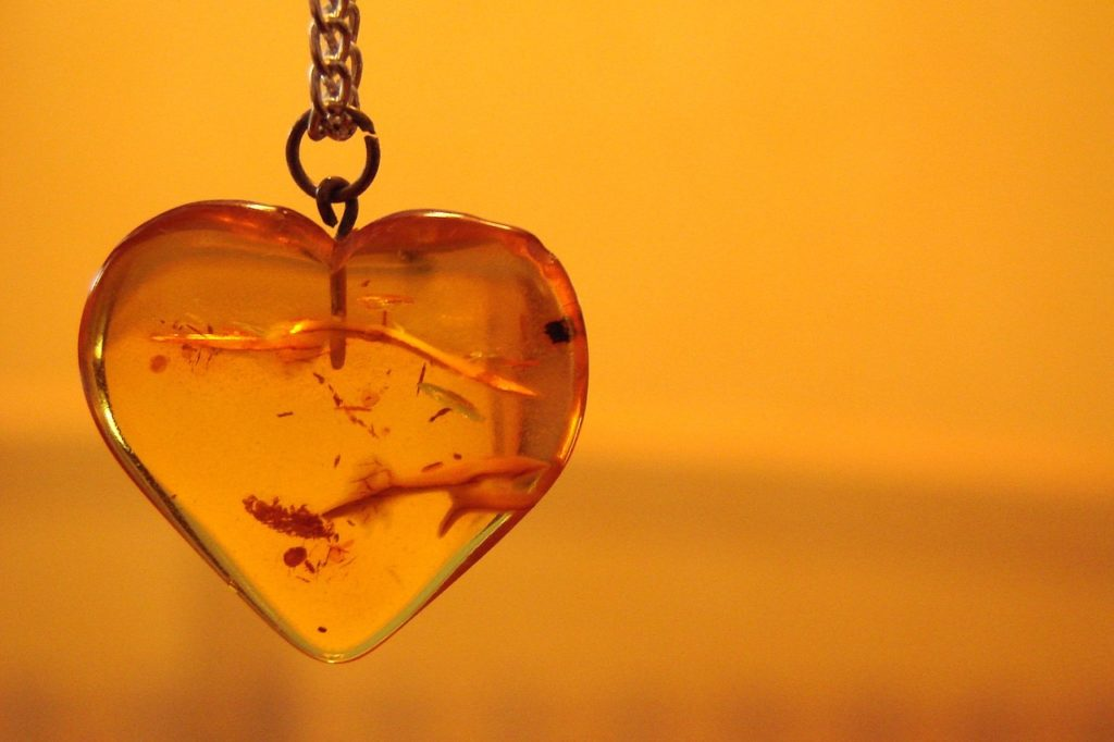 Heart locket For Your Girlfriend