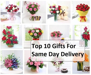 Send Birthday Chocolates Flowers Gifts Same Day Delivery