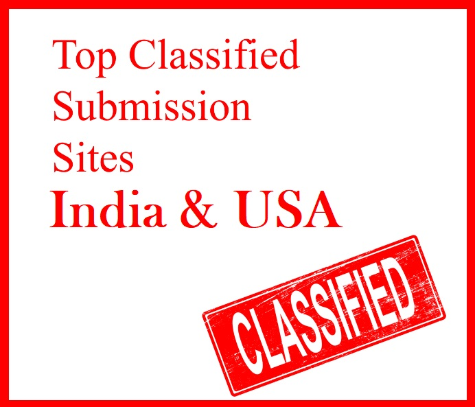 1000+ Free Classified Sites List Without Registration In India & USA